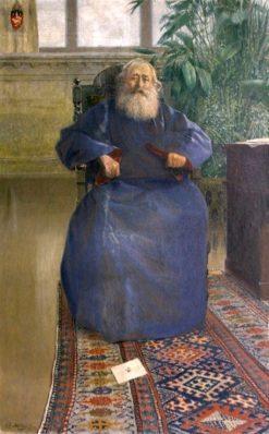 Portrait of Mkrtich Khrimyan | Vardkes Sureniants | Oil Painting