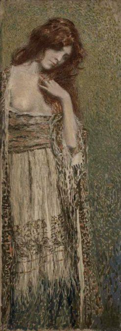 Female Figure | Vardkes Sureniants | Oil Painting