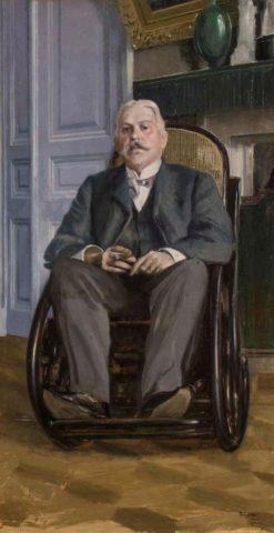 Portrait of a Man | Vardkes Sureniants | Oil Painting
