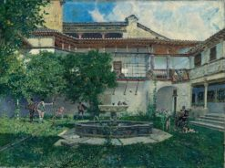 Pastime of Hidalgo's Sons | Mariàno Fortuny y Marsal | Oil Painting