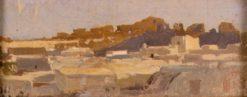 Arab Cityscape | Mariàno Fortuny y Marsal | Oil Painting