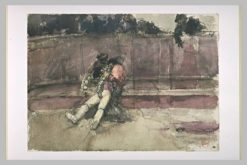 Injured Picador | Mariàno Fortuny y Marsal | Oil Painting