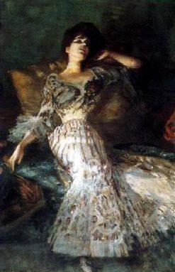 Gisela von Wehner | Albert von Keller | Oil Painting