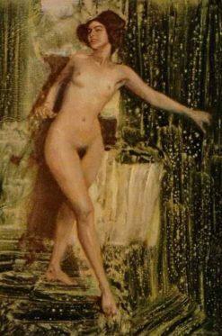 The Source | Albert von Keller | Oil Painting