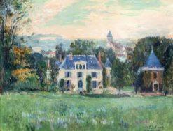La maison de Paulin | Albert Lebourg | Oil Painting