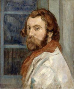 Self Portrait | Emile Bernard | Oil Painting