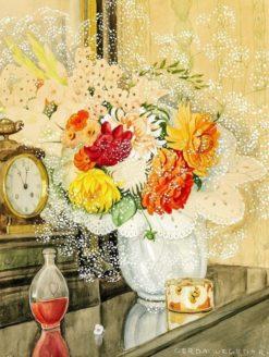 Flowers | Gerda Wegener | Oil Painting