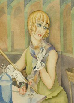 Lili Elbe | Gerda Wegener | Oil Painting