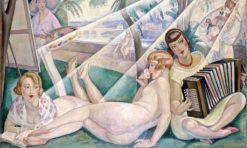 A Summer Day | Gerda Wegener | Oil Painting