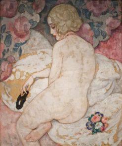 La Belle Masque | Gerda Wegener | Oil Painting