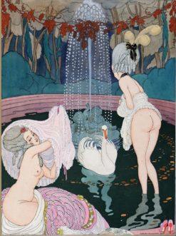 Leda | Gerda Wegener | Oil Painting