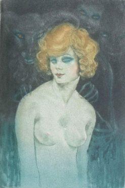 Nude | Gerda Wegener | Oil Painting