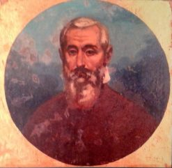 Portrait of the Italian painter Jacopo Tintoretto | Jean Leon Pallière | Oil Painting