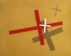 G 8 | László Moholy-Nagy | Oil Painting