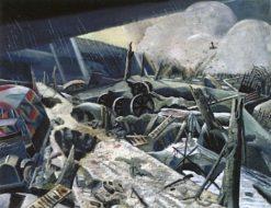 Void | Paul Nash | Oil Painting