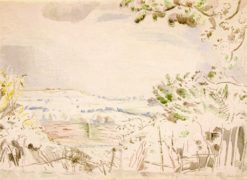Towards Shore | Paul Nash | Oil Painting