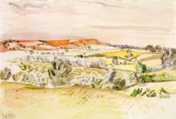 Stone Cliff | Paul Nash | Oil Painting