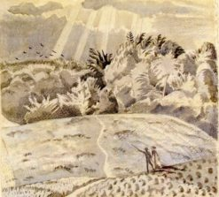 The Field Path | Paul Nash | Oil Painting