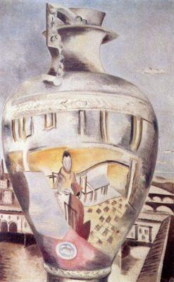 Souvenir of Florence   Paul Nash   Oil Painting