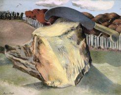February | Paul Nash | Oil Painting
