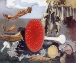 Swan Song | Paul Nash | Oil Painting