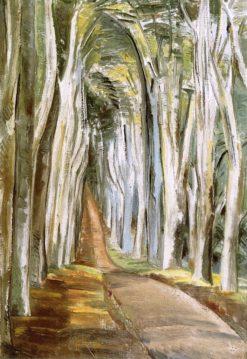 Savernake   Paul Nash   Oil Painting