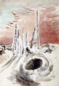 Stone Forest | Paul Nash | Oil Painting
