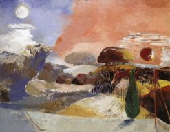 Landscape of the Vernal Equinox | Paul Nash | Oil Painting