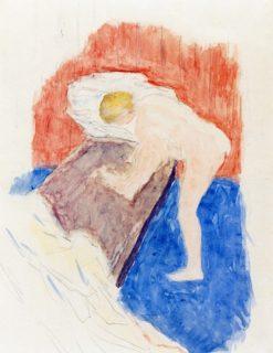 Nude with Bathtub | Pierre Bonnard | Oil Painting