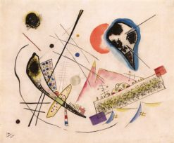 Lyric Composition | Wassily Kandinsky | Oil Painting