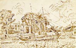 Paimpol | Pierre Bonnard | Oil Painting
