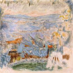Landscape of Cannet | Pierre Bonnard | Oil Painting