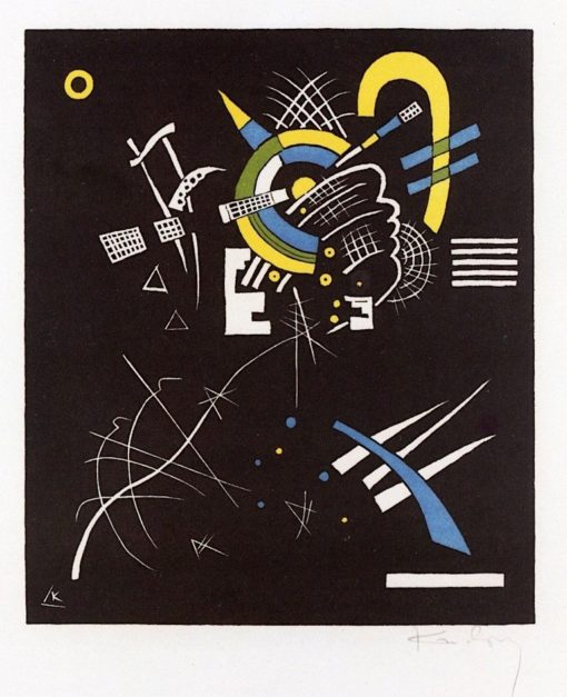 Small Worlds VII | Wassily Kandinsky | Oil Painting