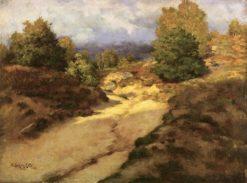 Autumn Landscape in France | Marc-Aurele de Foy Suzor-Cote | Oil Painting