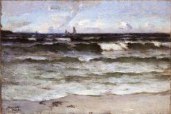 Rising Tide | Marc-Aurele de Foy Suzor-Cote | Oil Painting