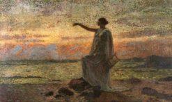 Evening Harmony | Marc-Aurele de Foy Suzor-Cote | Oil Painting