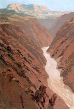 Silver River | Fernand H. Lungren | Oil Painting