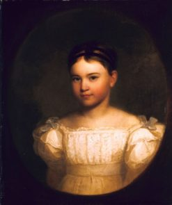 Mary Louisa Adams | Asher Brown Durand | Oil Painting