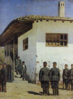 The Spy | Vasily Vasilevich Vereshchagin | Oil Painting
