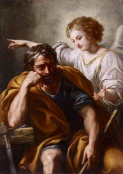 Joseph's dream | Anton Raphael Mengs | Oil Painting