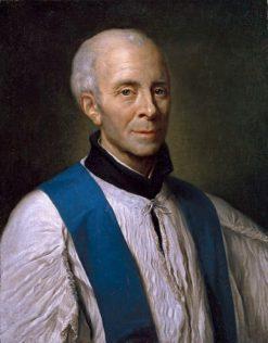 Father Francesco Pepe | Anton Raphael Mengs | Oil Painting