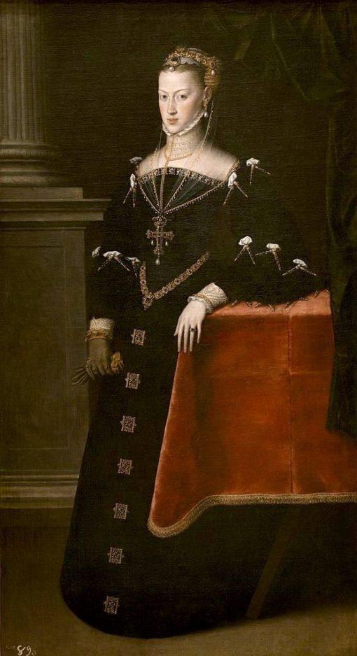 Empress Maria of Austria