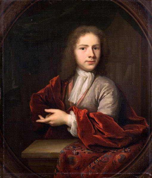 Mr. Cornelis Backer | Arnold Boonen | Oil Painting