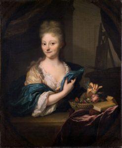 Catharina Backer | Arnold Boonen | Oil Painting