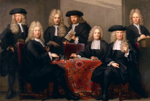 The Regents of the Burgerweeshuis | Arnold Boonen | Oil Painting
