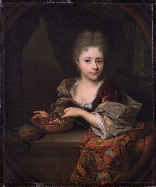 Christina Johanna Backer | Arnold Boonen | Oil Painting
