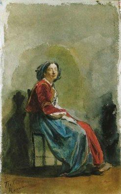 Giovanina | Pavel Chistyakov | Oil Painting