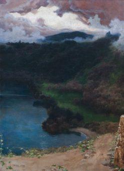 Coastline | Enrique Serra y Auque | Oil Painting