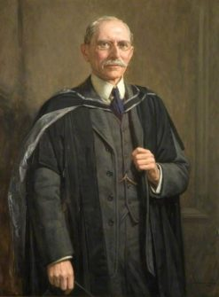Professor Adrian J. Brown | John Bernard Munns | Oil Painting