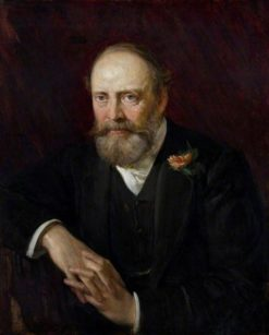 Henry Jones McCance | Theodore Blake Wirgman | Oil Painting